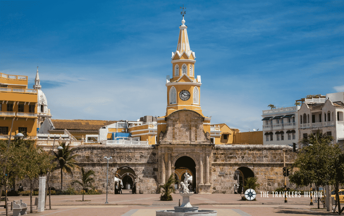 Cartagena Colombia In The Travelers Within