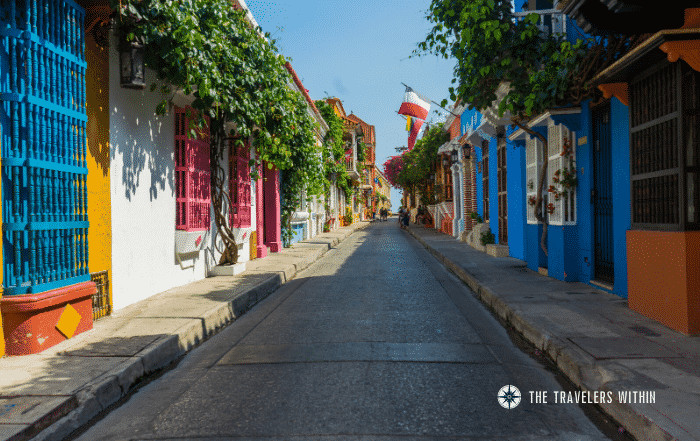 Cartagena Colombia Featured In The Travelers Within