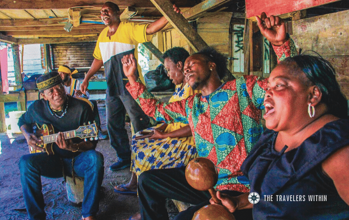 Garifuna Music Featured In The Travelers Within