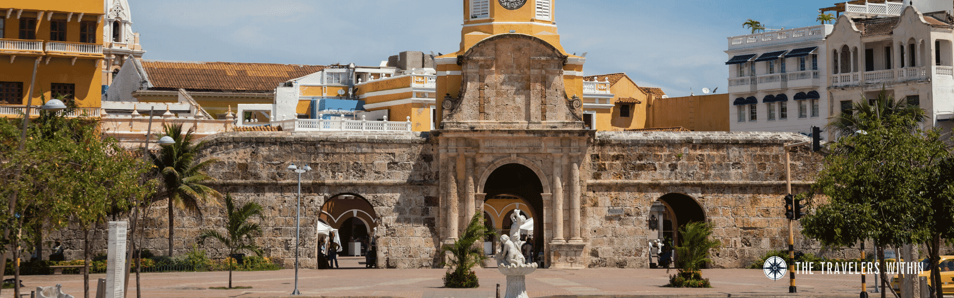 Cartagena Colombia Travel